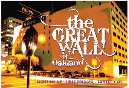 The Great Wall of Oakland image