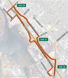 I-880 Loop Image for Economic Development