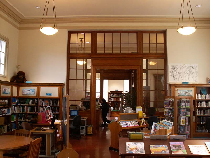 43a.10 Carnegie Libraries Golden Gate Branch