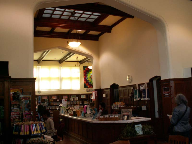 43c.4 Carnegie Libraries Temescal Branch