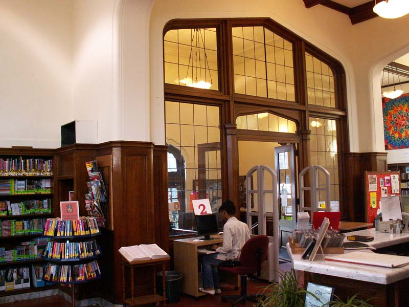43c.5 Carnegie Libraries Temescal Branch