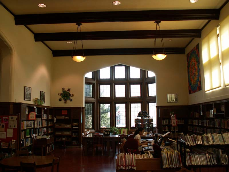 43c.6 Carnegie Libraries Temescal Branch