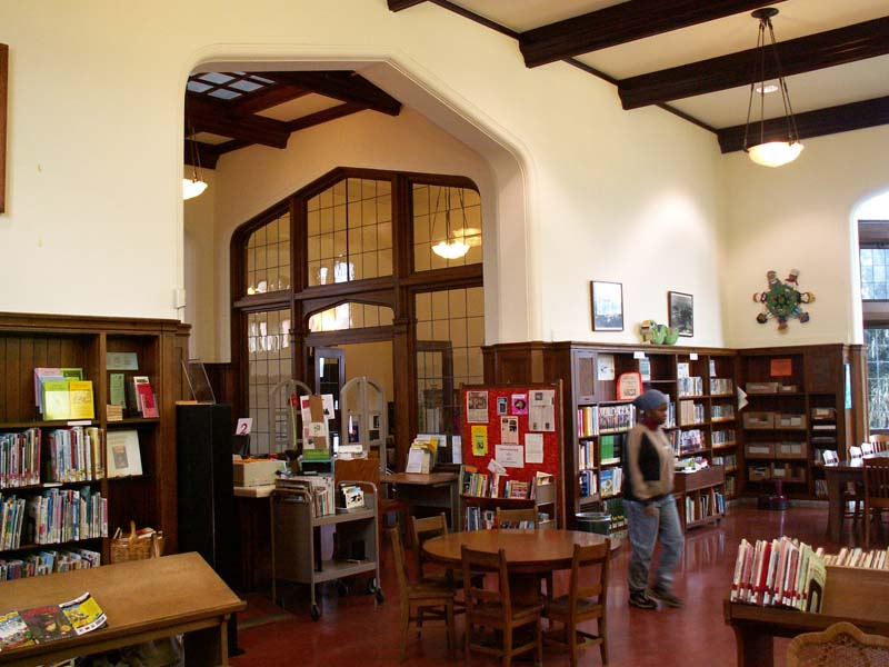 43c.7 Carnegie Libraries Temescal Branch