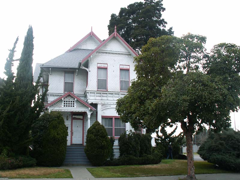 55 Seymour C. Davisson House