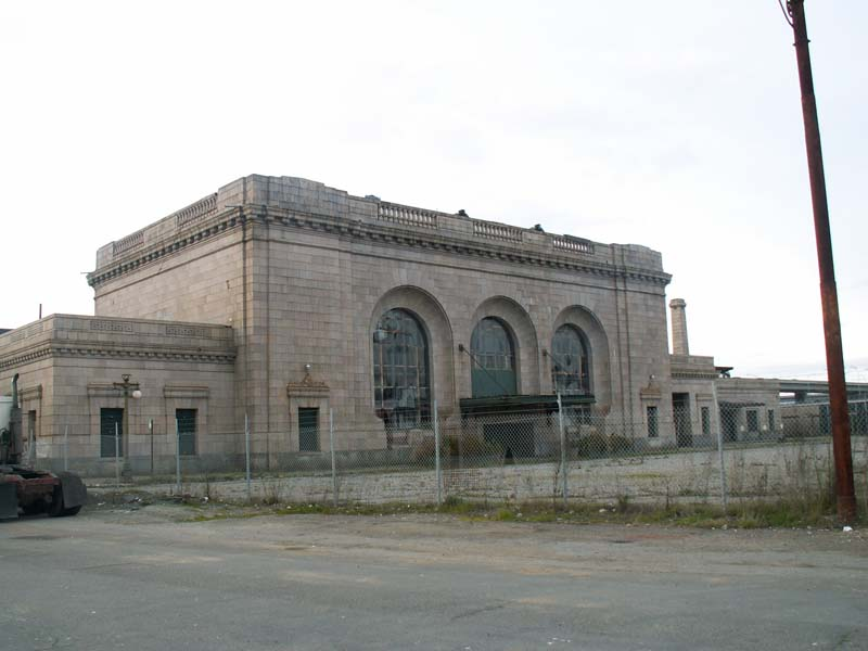 81.0 Southern Pacific Railroad Station