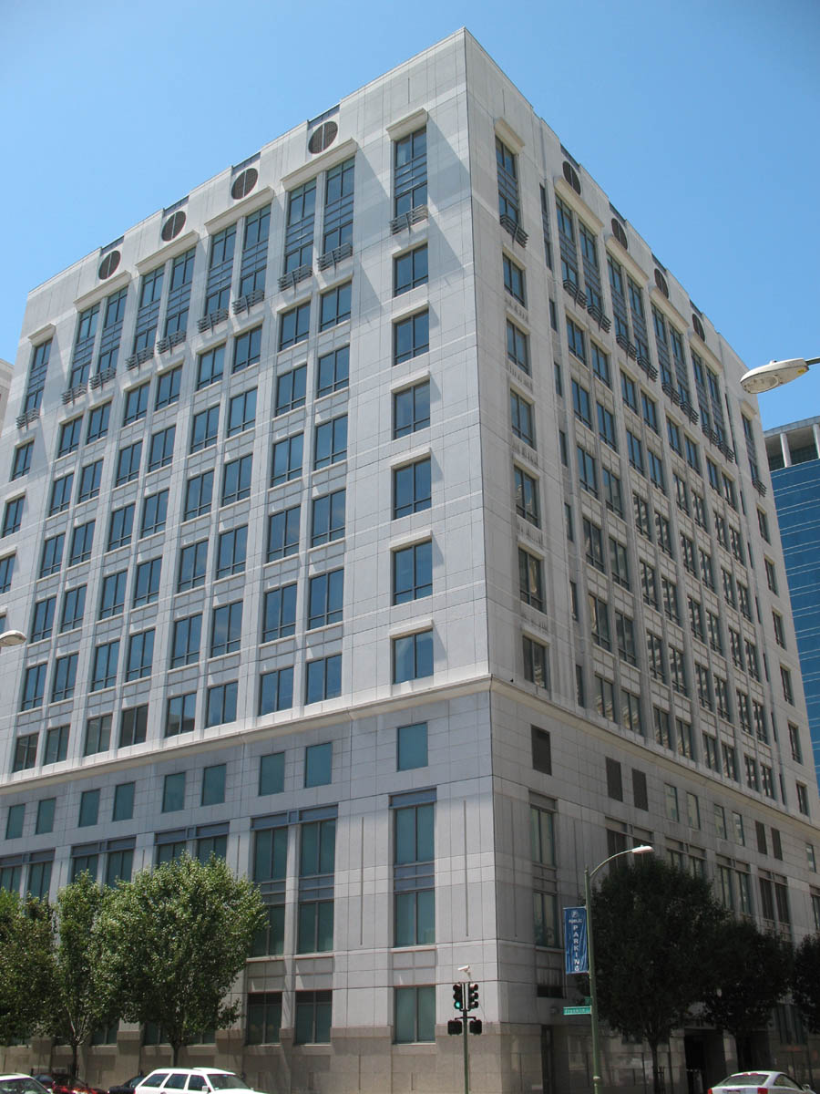 Photo of the University of California Office of the President building