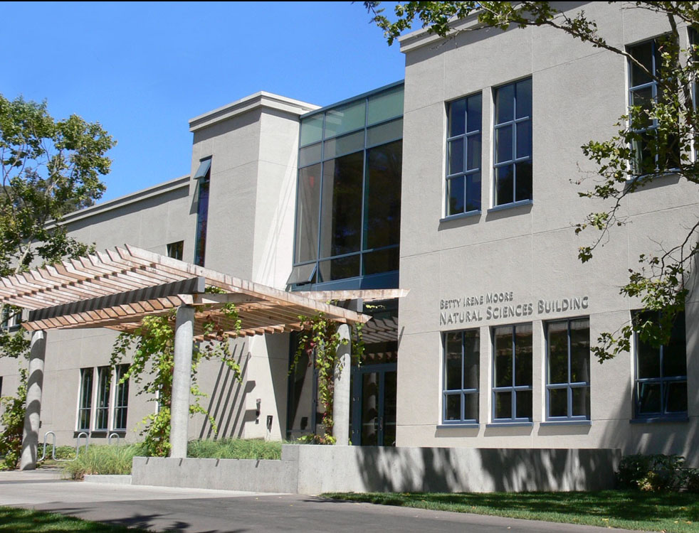 Photo of Betty Irene Moore Natural Sciences Building at Mills College