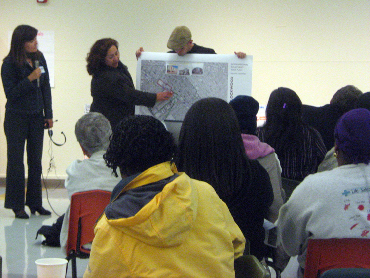 Photo - International Blvd TOD Plan Workshop #2