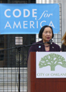City of Oakland Welcomes Code for America Fellows