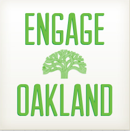 Engage Oakland Logo Image