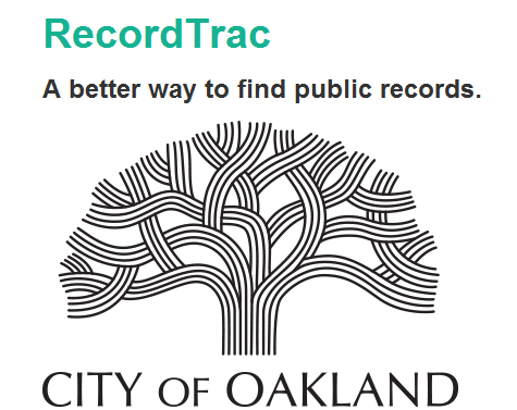 "City of Oakland and Code for America Launch ""RecordTrac"""