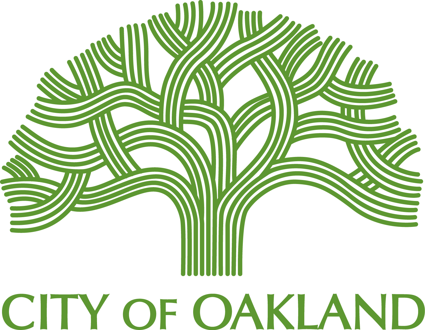City of Oakland logo for the State of the City 2013 Report