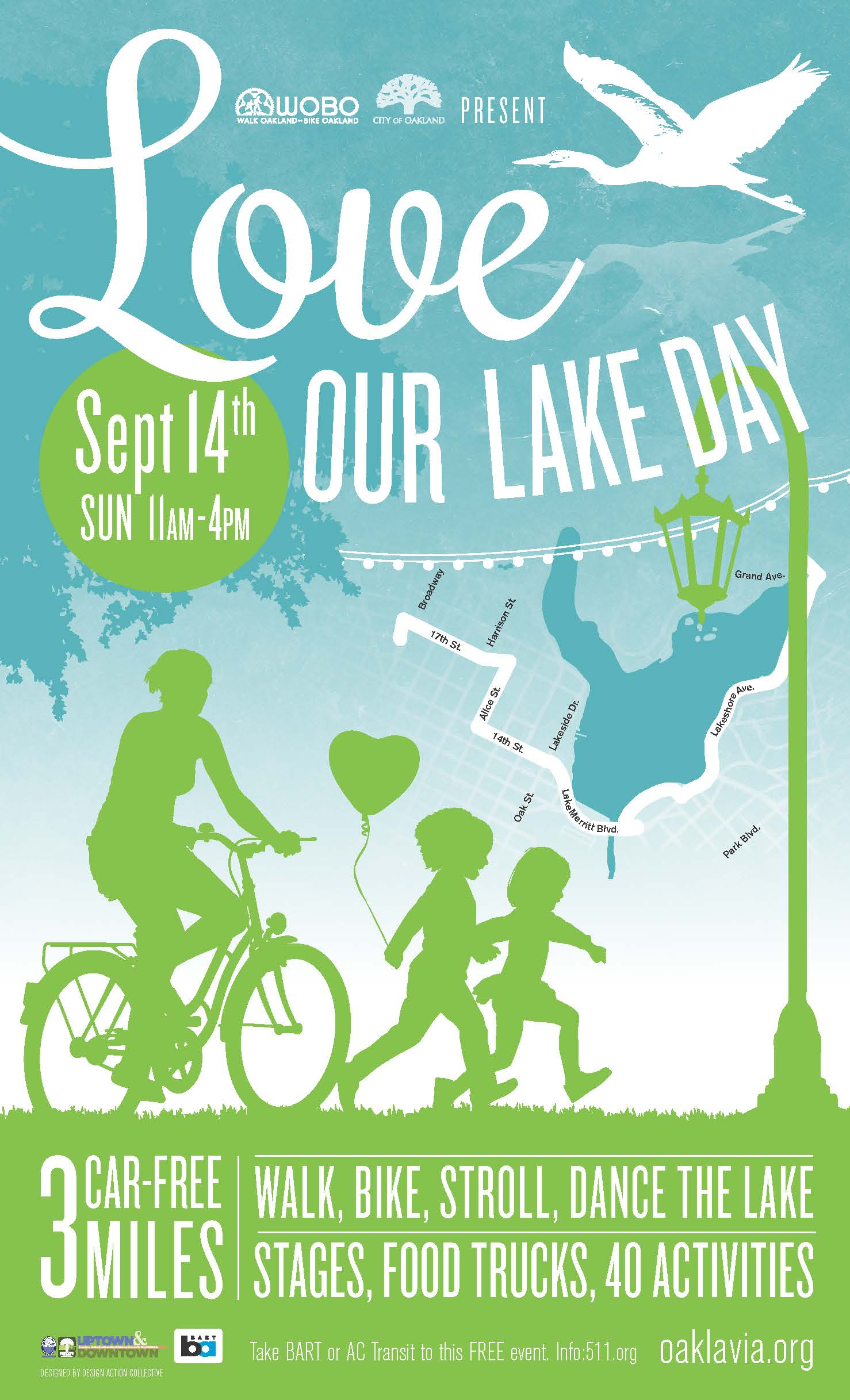Join us for Love Our Lake Day, Sunday, September 14th