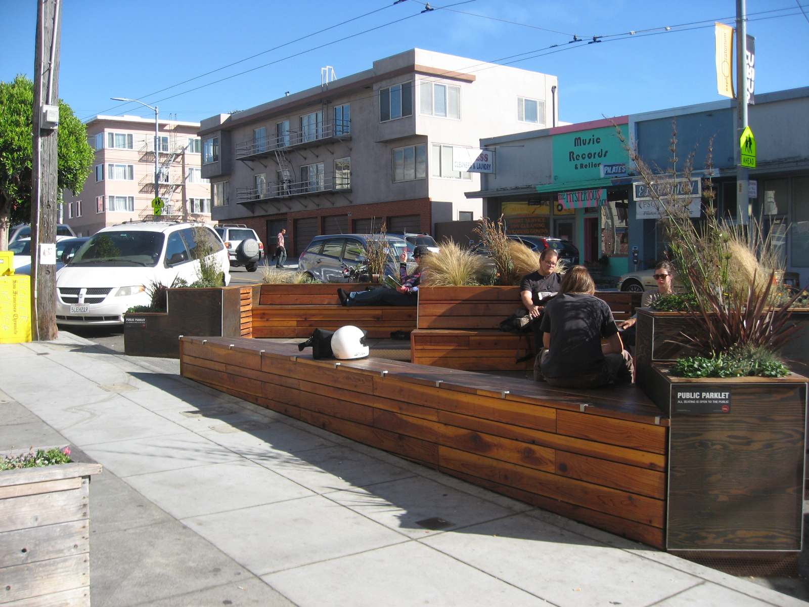 Simple Pleasures Parklet