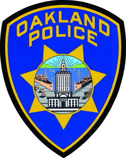 logo for the Oakland Police Department