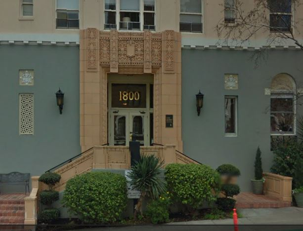 112.1 Lake Merritt Hotel 1800 Madison St