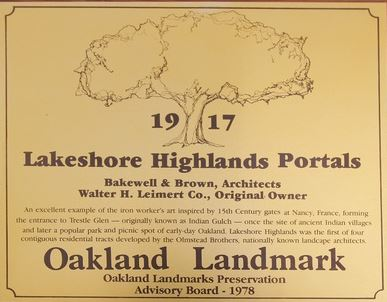 19.1 Lakeshore Highlands Portals