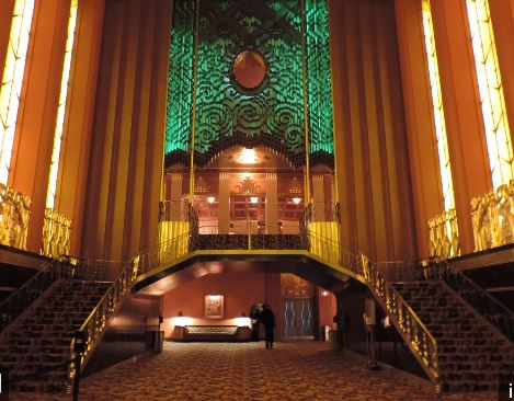 9.13 Paramount Theater 2025 Broadway