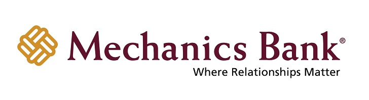 Logo for Mechanics Bank
