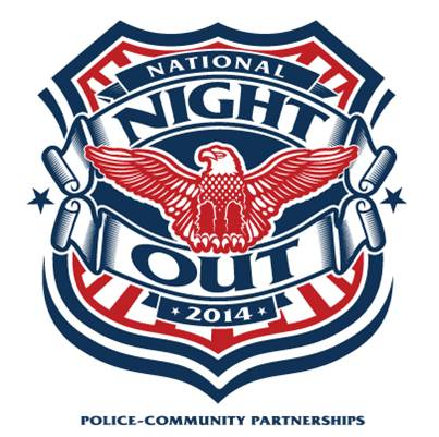 Icon of National Night Out 2014 Event
