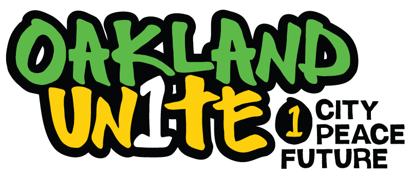 Photo of the Oakland Unite Logo