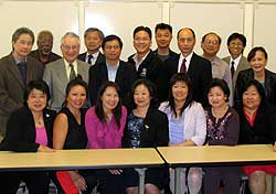 Chinatown Chamber Board of Directors