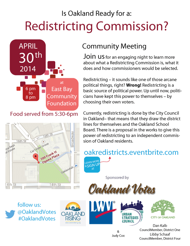 April 30_Redistricting Community Meeting
