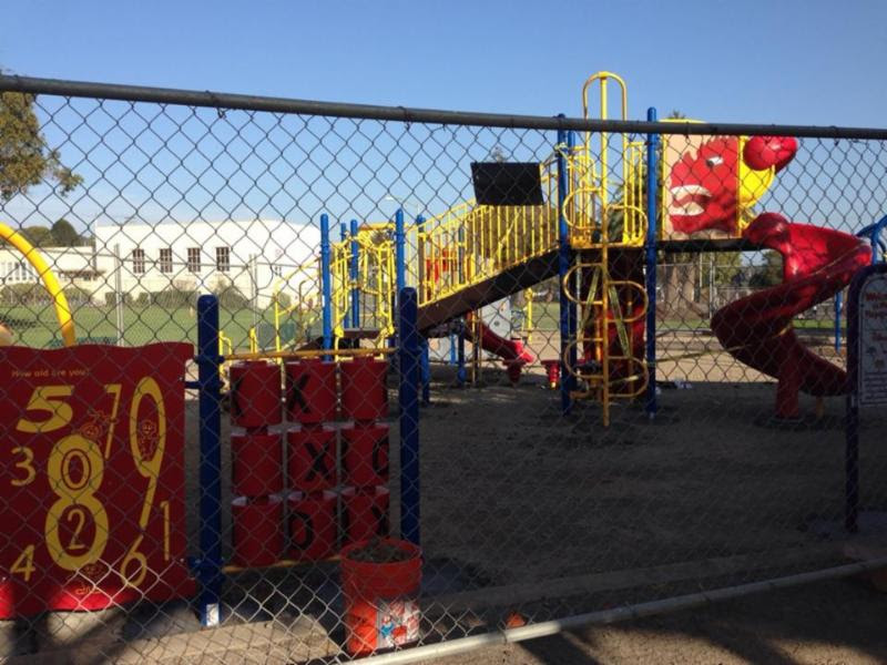 Concordia Park Play Structure