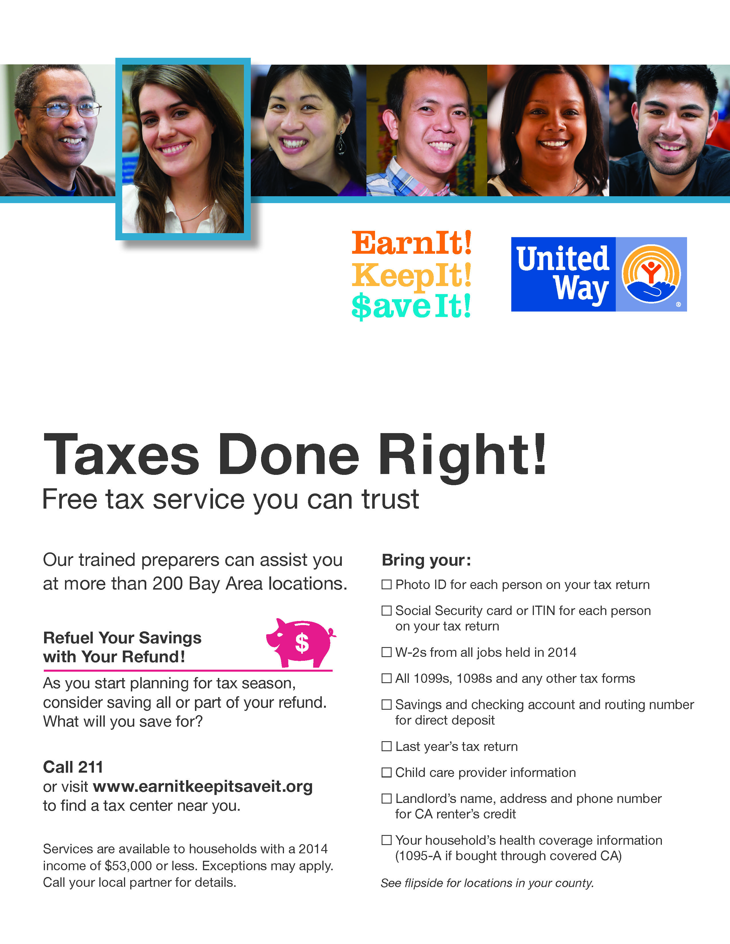 EITC Taxes Done Right