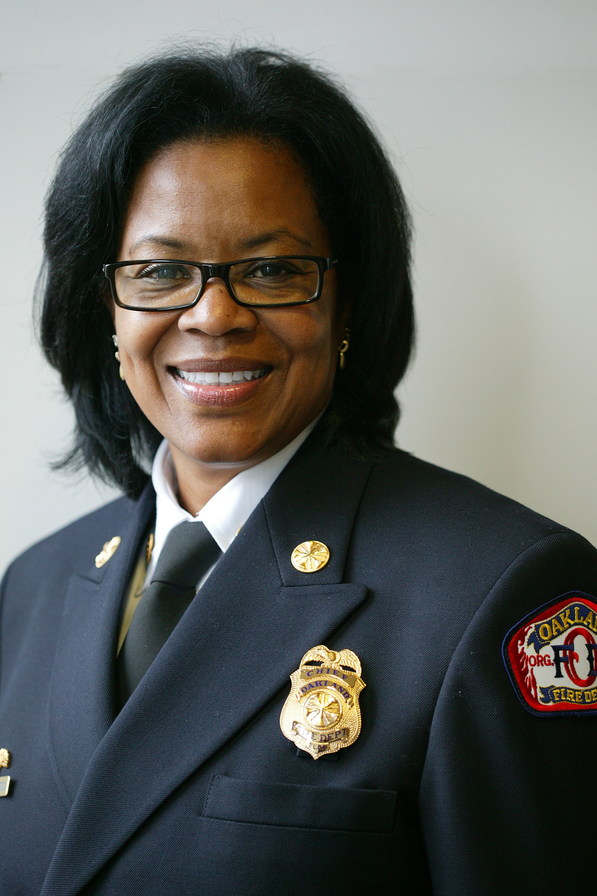 Photo of Chief Reed