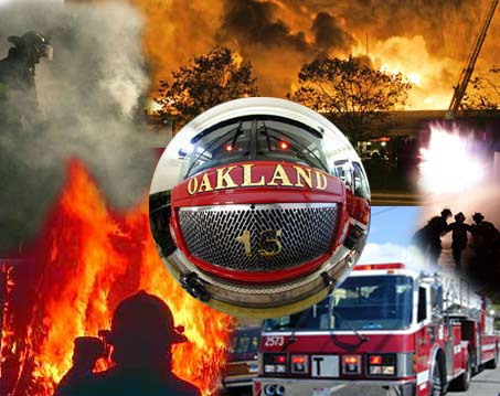 Image of Oakland Fire Department