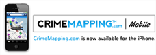 Crime Mapping Mobile IOS App
