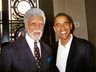 Mayor Dellums Meets with President Obama at White House