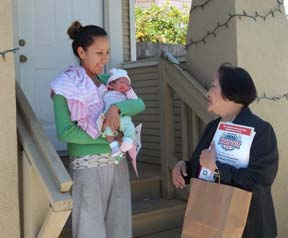 Photo of NNO Canvassing in Beat 33x