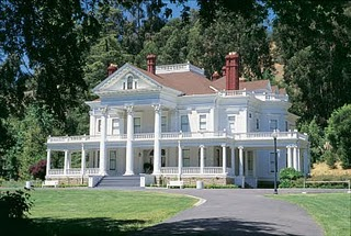 Photo of the Dunsmuir Hellman Historic Estate