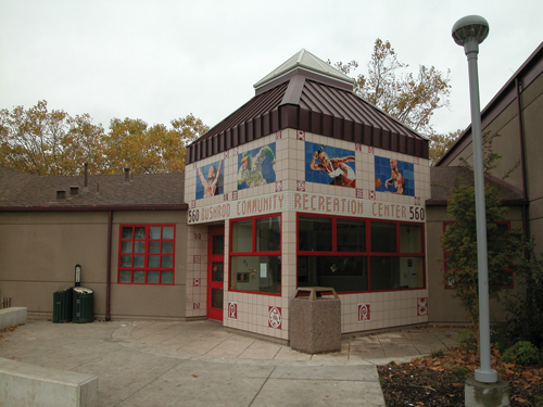Photo of the Bushrod Recreation Center