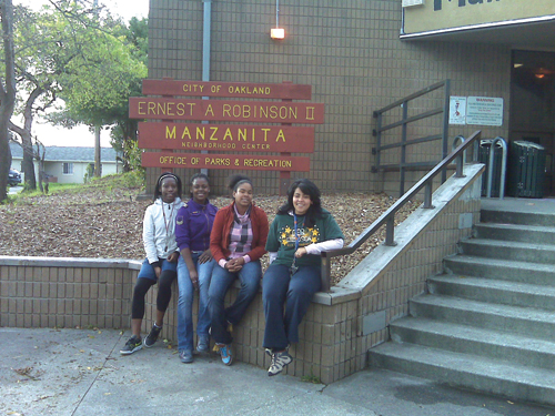 Photo of the Manzanita Recreation Center