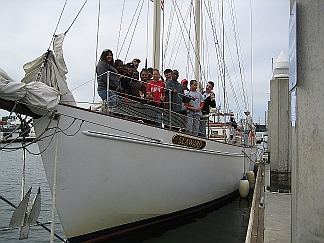 Photo of a Class Onward to Sea