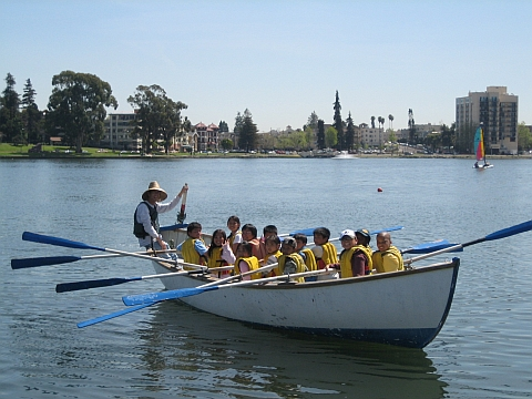 Photo of a Whaleboaters