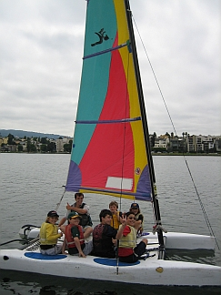Photo of Sailing Camp