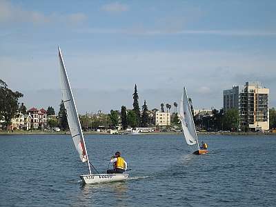 Photo of Laser Sailing Camp
