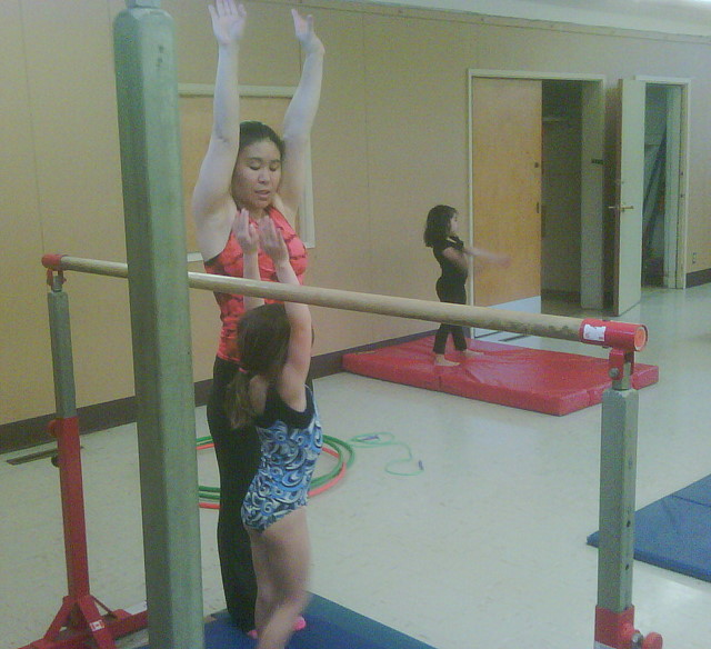 Photo of Monclair Recreation Center Gymnastics class