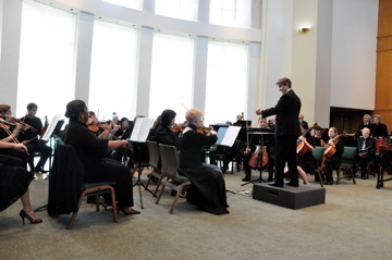 Photo of Oakland CIvic Orchestra