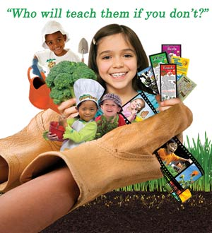 photo image of Kids Growing Strong by USDA