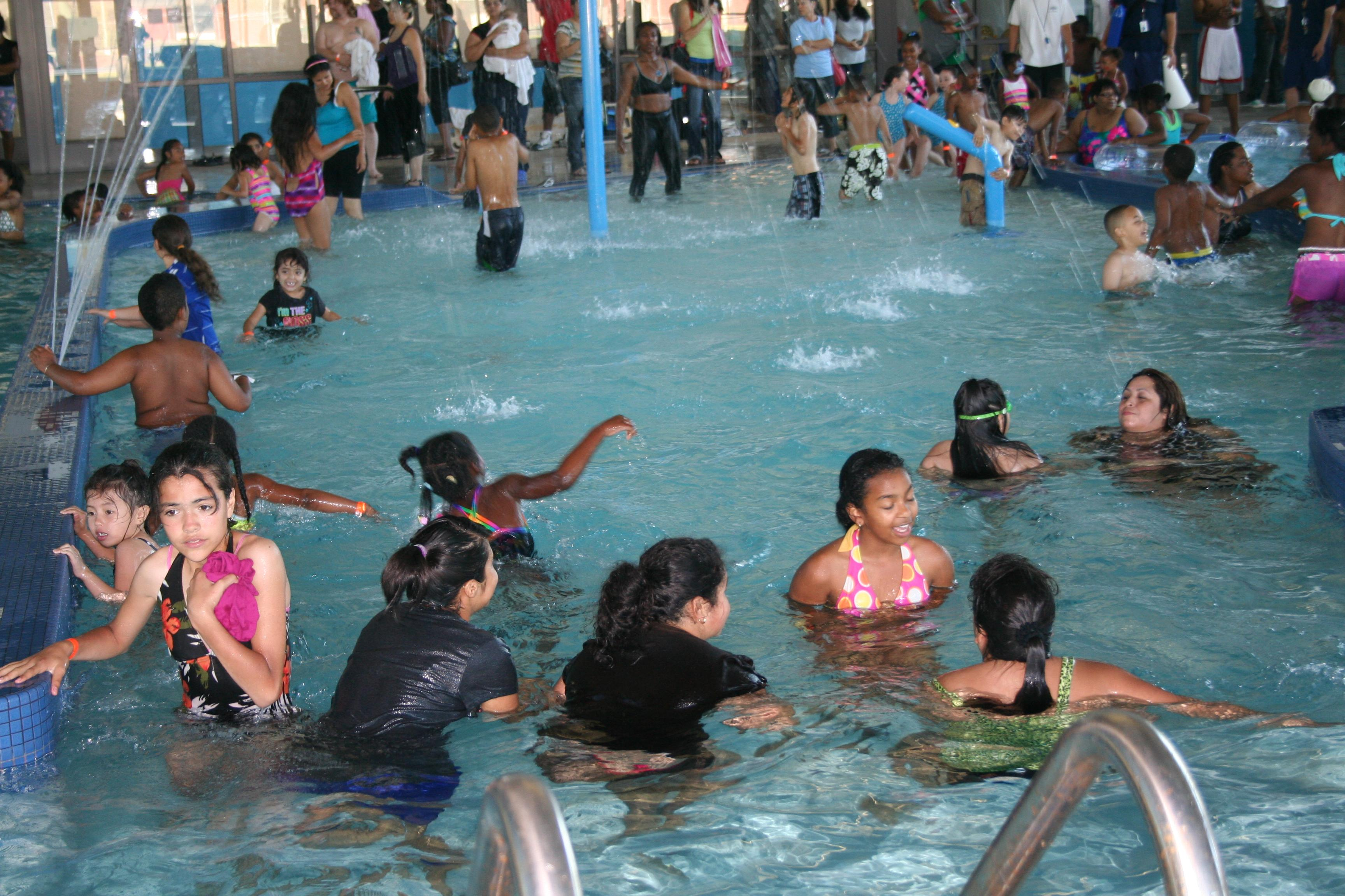 Photo of Very Active EOSC Water Park