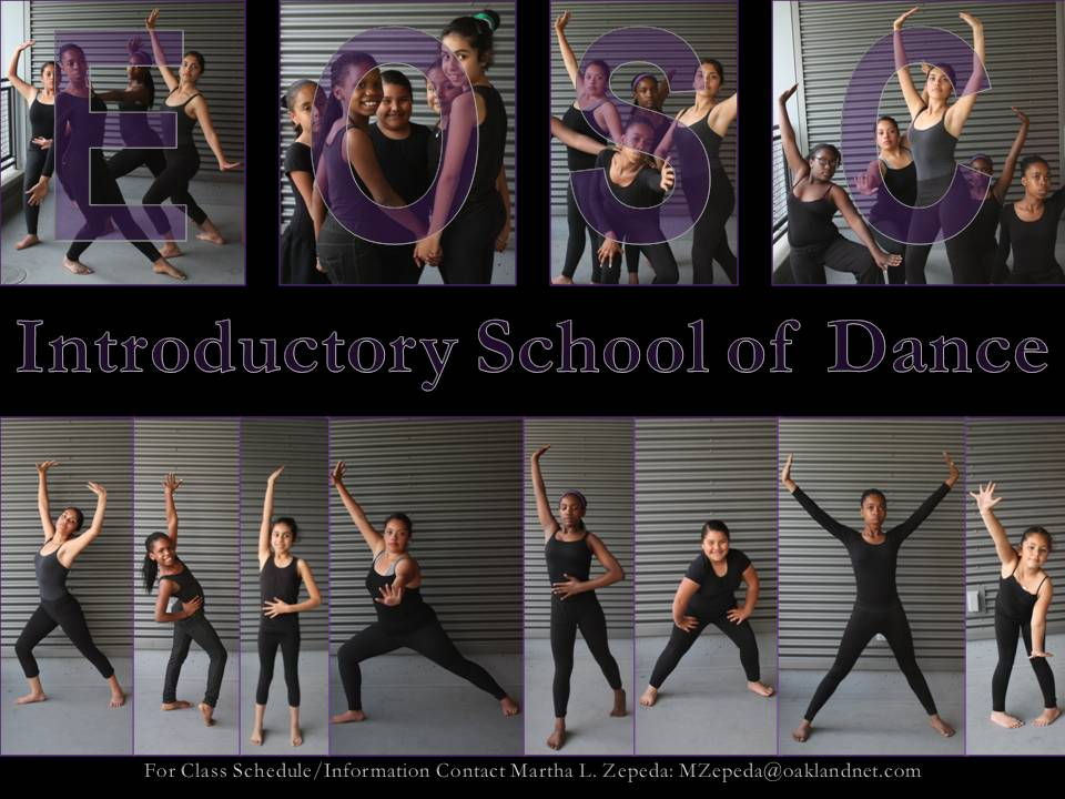 EOSC Introductory School of Dance Photo