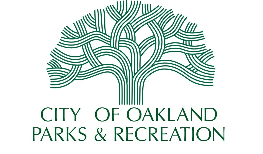 Oakland Parks & Recreation logo 2015