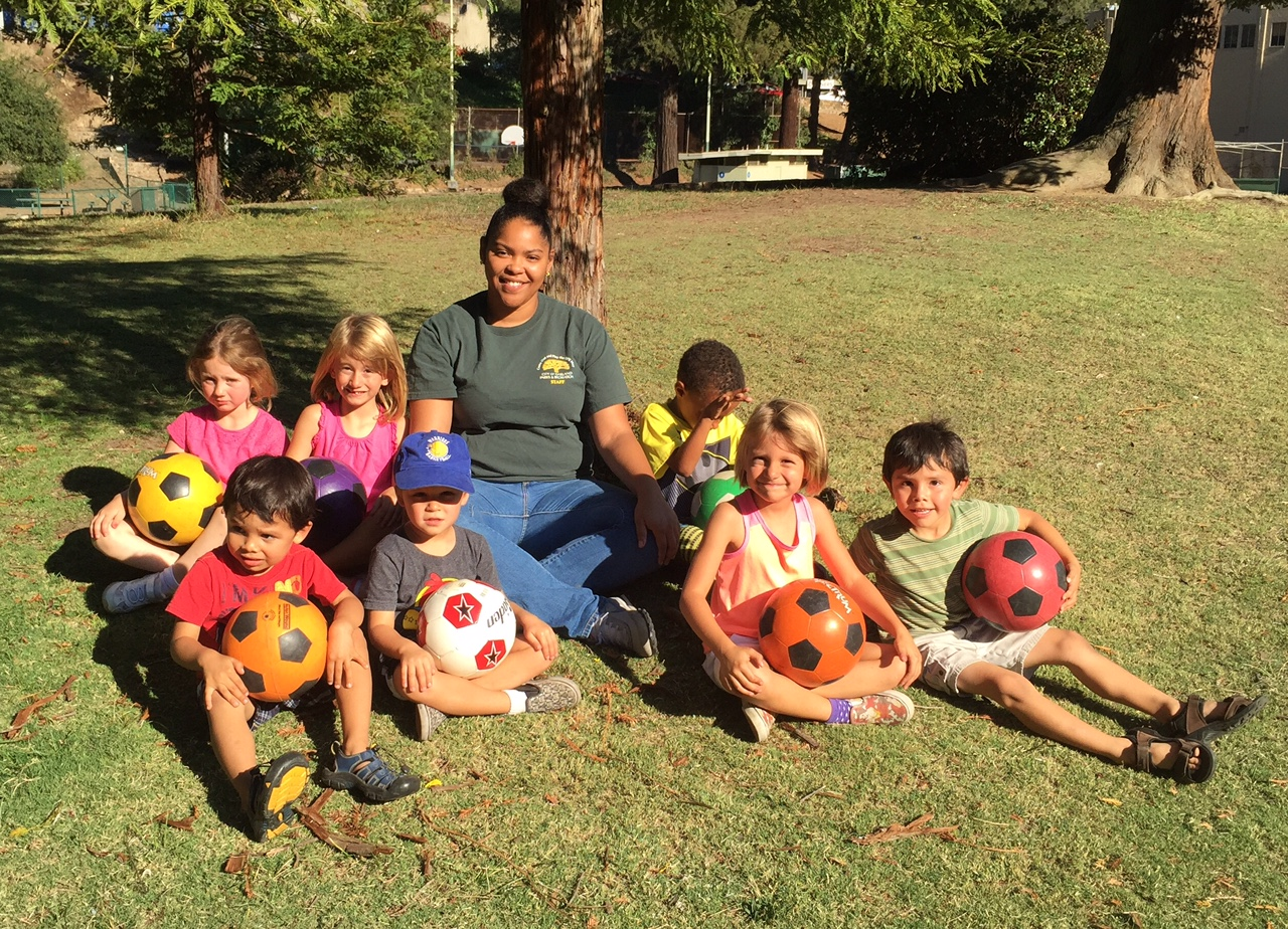 Tot Soccer Team Fall 2015