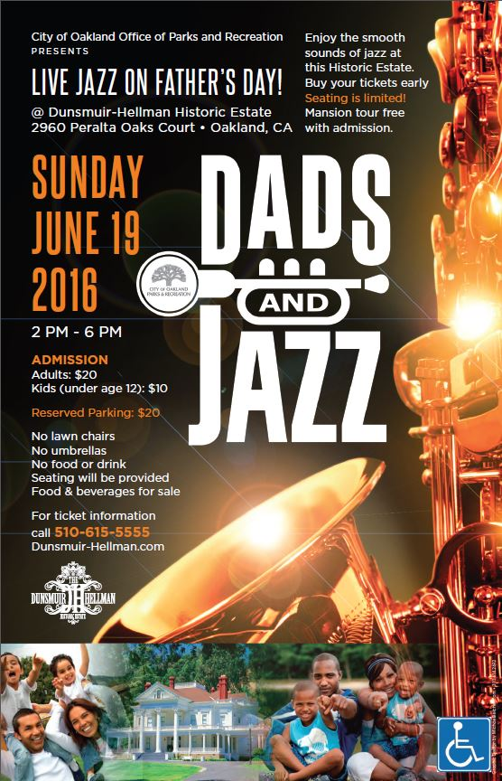 Dads and Jazz