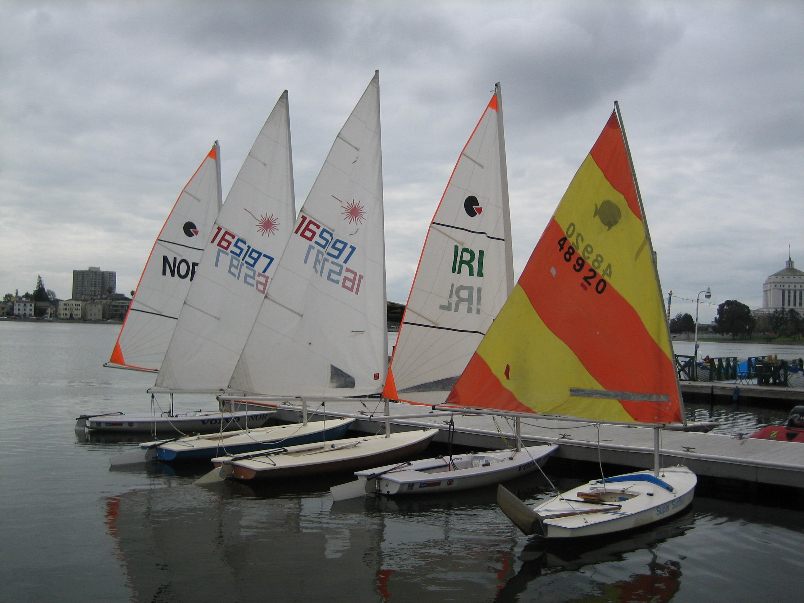 Intermediate Sailing Fleet